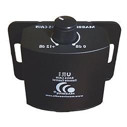 Massive Audio UR1 Amplifier Gain Control Knob. Adjustable Ga