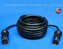 us seller SAMSUNG 13-PIN CABLE . SUBWOOFER SURROUND SOUND HT