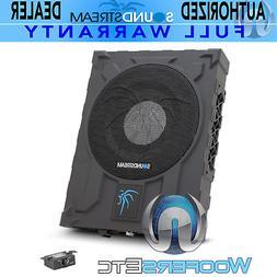"SOUNDSTREAM USB-10P 10"" 1000W UNDER SEAT SUBWOOFER BASS SPEA"