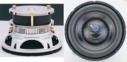 Planet Audio VECTOR15, 38cm  Dual Subwoofer, 475W RMS