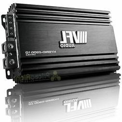 VFL Hybrid Amplifier Linkable D Class 2800 watts max