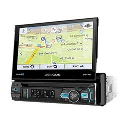 """Soundstream VRN-75HB 7"""" Touchscreen 1-DIN w/ DVD, CD/MP3, AM"""