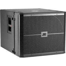 JBL VRX918SP Active Hi-Powered Flying Subwoofer 1500W Amplif