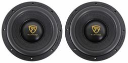 "Rockville W10K9D4 10"" 6400 Watt Car Audio Subwoofers Dual 4"