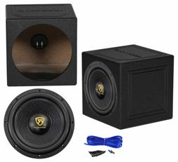 "Rockville W12K9D2 12"" 4000w DVC 2-ohm Car Subwoofer+Sealed S"