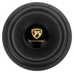 """Rockville W15K9D2 15"""" 5000w Car Audio Subwoofer Dual 2-Ohm S"""