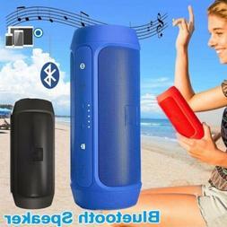 Wireless Bluetooth 4.2 Speaker Portable Waterproof Subwoofer