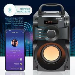 Wireless Bluetooth Speaker Super Bass 3D Stereo Portable Sub