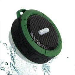 Wireless Super Bass Stereo Speaker Rechargeable Bluetooth FM