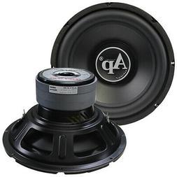 "Audiopipe 15"" Woofer Dual 4 Ohm 1800W Max"