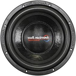 "American Bass 10"" Woofer 900w Max 2 Ohm Dvc 12in. x 12in. x"