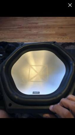 """Xtant X2 Subwoofer 12"""" New"""