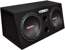 XXX XBX1200B Bass Pkg. 12 Inches W/Amp + Amp Kit. 1200 Watts