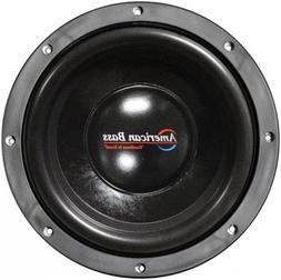 American Bass Usa XD 1044 900 Watt Max Dual 4Ohm 10 Inch Sub