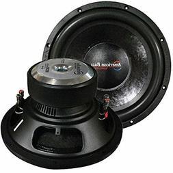 American Bass USA XD 1244 1000 Watt Max Dual 4Ohm 12 inch Su