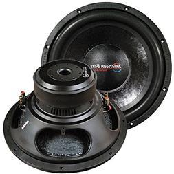 American Bass Usa XD 1544 1400 Watt Max Dual 4Ohm 15 Inch Su
