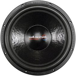 New American Bass Xd1522 15 Inch Dual 2 Ohm Subwoofer Car Au