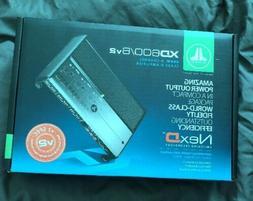 XD600/6V2 JL AUDIO 6 CHANNEL AMP COMPONENT SPEAKERS SUBWOOFE