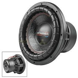 "American Bass XFL-1244 12"" Subwoofer Dual 4 Ohm 2000 Watts M"