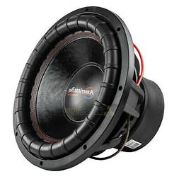 "American Bass XFL-1544 15"" Subwoofer Dual 4 Ohm 2000 Watts M"
