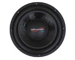 "New American Bass Xfl1022 10"" 2000 Watt Subwoofer Car Audio"