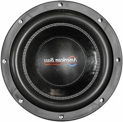 "American Bass XFL1044 10"" 220oz Magnet Woofer Dvc 4 Ohm 2000"