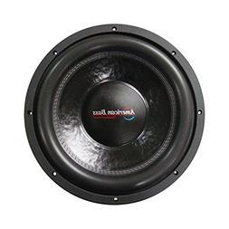 American Bass Xfl1244 12 2000w Car Audio Subwoofer Sub 2000
