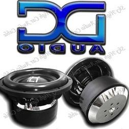 """DC AUDIO XL 18"""" 2 ohm Dual Voice Coil Subwoofer 2200/4400 Wa"""