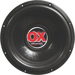 American Bass Xo1544 15 1000w Car Audio Subwoofer Sub 1000 W