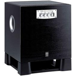 "Yamaha YST-SW215PN 8"" Powered Subwoofer Piano Black"