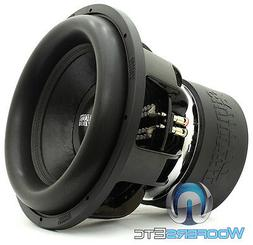 "SUNDOWN AUDIO Z-15 V.5 D2 SUB 15"" 2000W RMS DUAL 2-OHM SUBWO"
