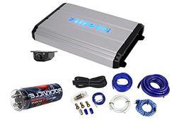 Hifonics Zeus ZXX-2400.1D 2400w RMS Mono Car Amplifier+Amp K