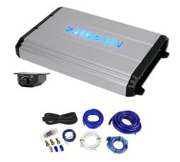 Hifonics Zeus ZXX-2400.1D 2400 Watt Mono Car Amplifier+Bass