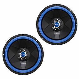 """Hifonics ZG12D4 Zeus Gamma 12"""" 800 Watt Max Power Car Audio"""