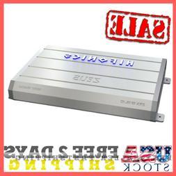 hifonics ZRX1816.1D 1800W Mono Car Amp