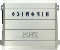 Hifonics ZRX616.4 Zeus 4-Channel Class-A/B Car Amplifier, 60