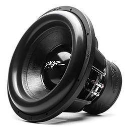 "NEW SKAR AUDIO ZVX-15V2 D1 15"" 3000W MAX POWER DUAL 1 SPL SU"